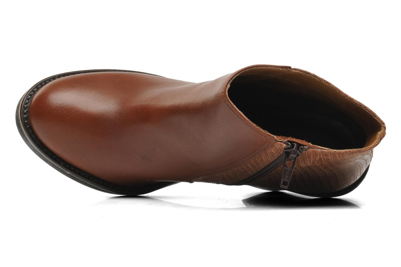 Stiefeletten & Boots Jonak Dimora braun ansicht von links