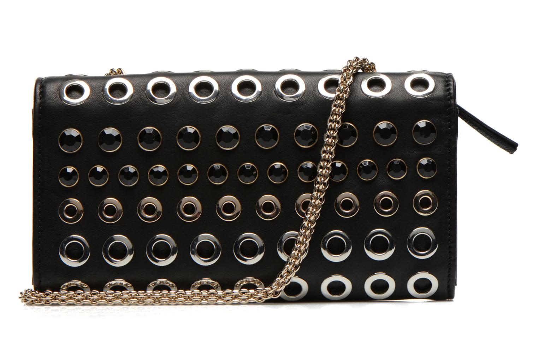 Mini Bags Sonia Rykiel DOMINO Pochette Compagnon schwarz ansicht von vorne