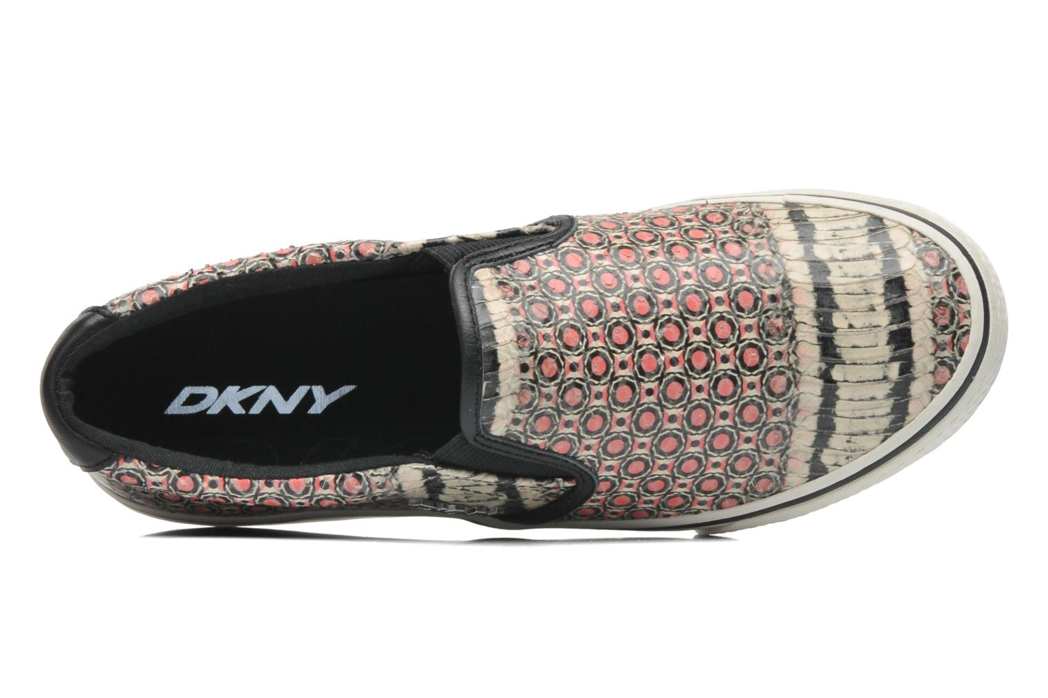 Trainers DKNY Beth Multicolor view from the left