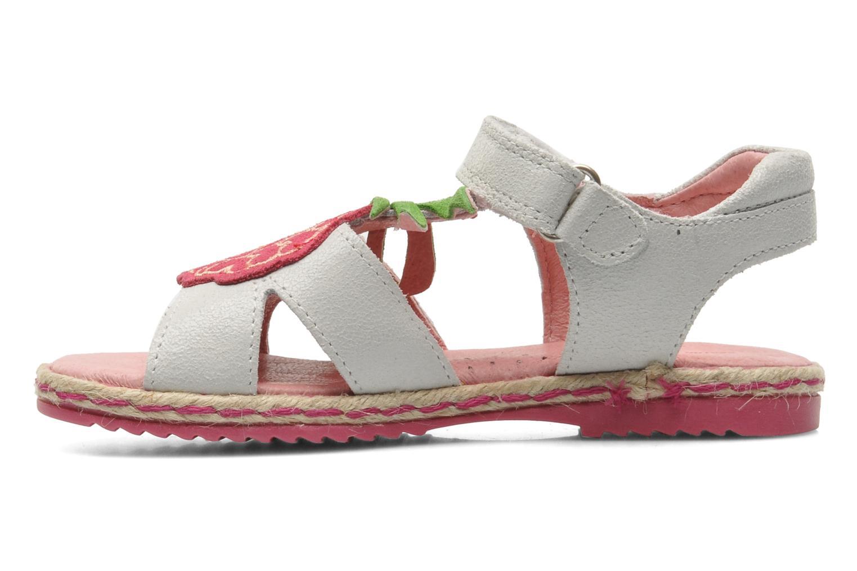 Sandals Agatha Ruiz de la Prada Piña Grey front view