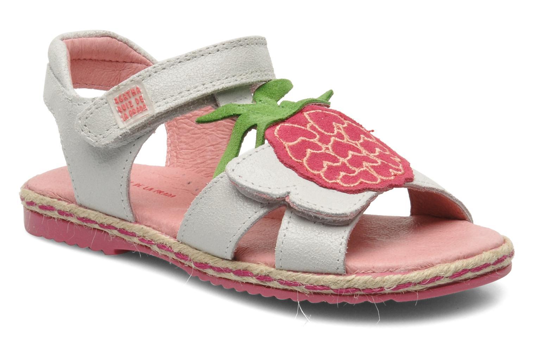 Sandaler Agatha Ruiz de la Prada Piña Grå detaljeret billede af skoene