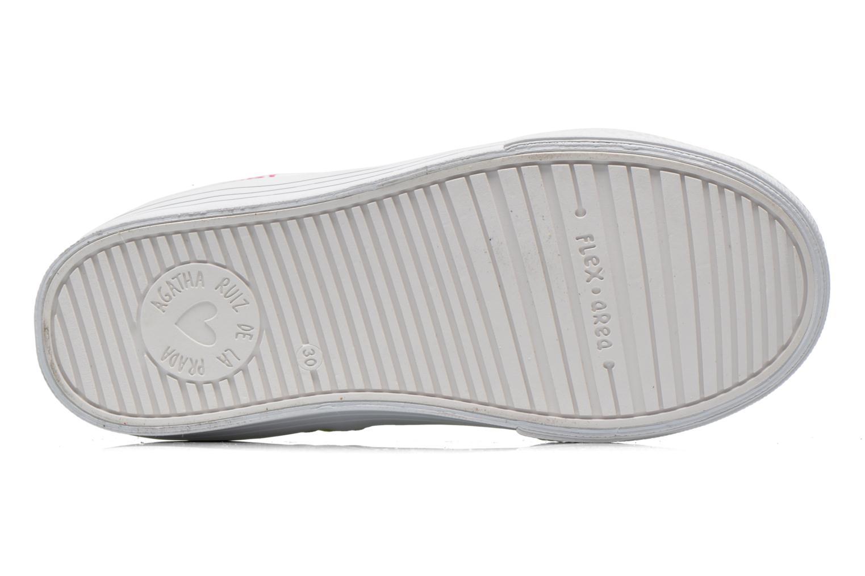 Sneakers Agatha Ruiz de la Prada Delfina Groen boven