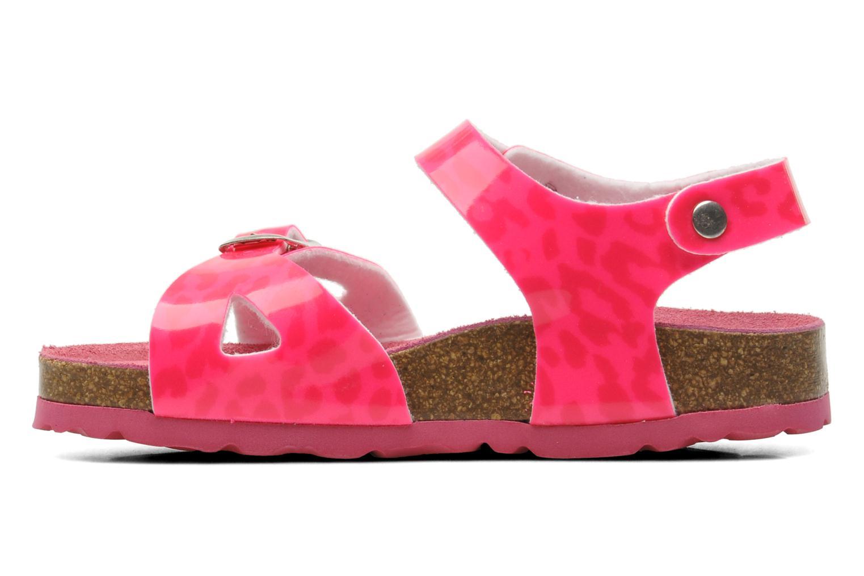 Sandales et nu-pieds Agatha Ruiz de la Prada Dominica Rose vue face