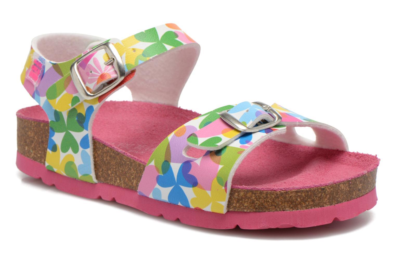 Sandales et nu-pieds Agatha Ruiz de la Prada Dominica Multicolore vue détail/paire