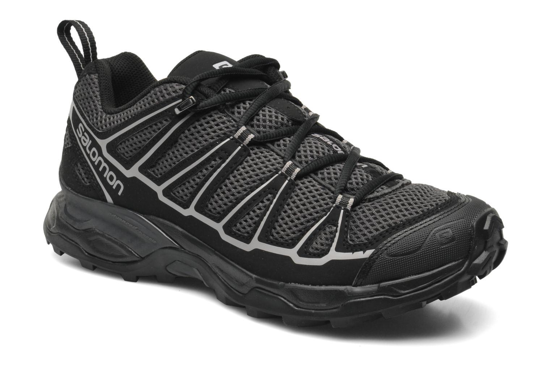 Chaussures de sport Salomon X Ultra Prime Noir vue détail/paire