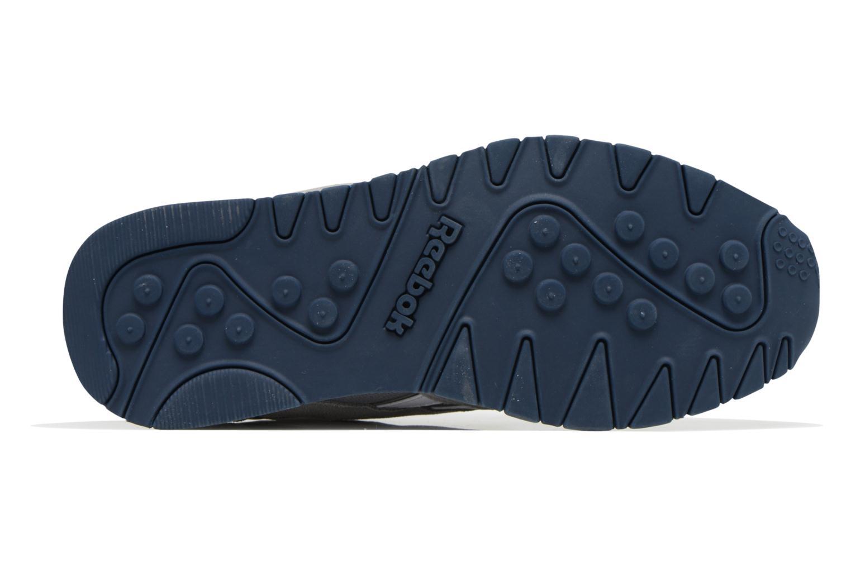 Sneaker Reebok Classic Nylon grau ansicht von oben