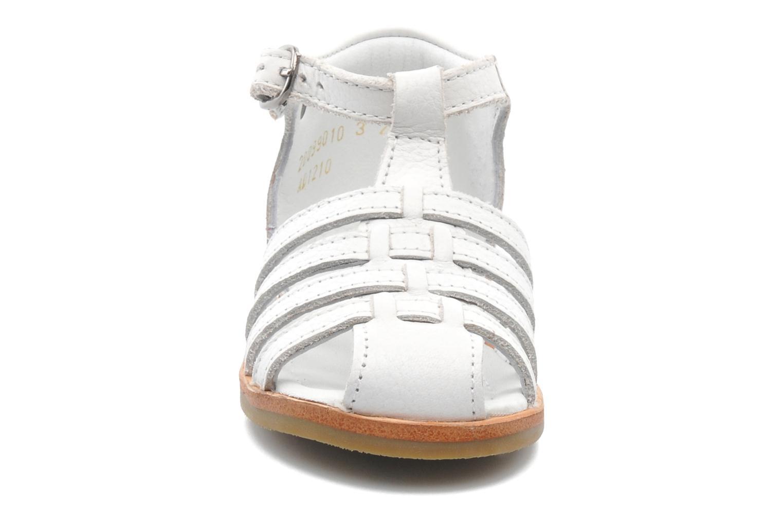 Sandales et nu-pieds Mod8 Arcade Blanc vue portées chaussures