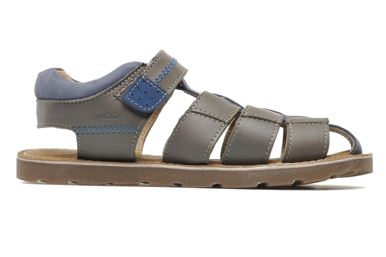 Sandales et nu-pieds Mod8 RODRIGO Gris vue derrière