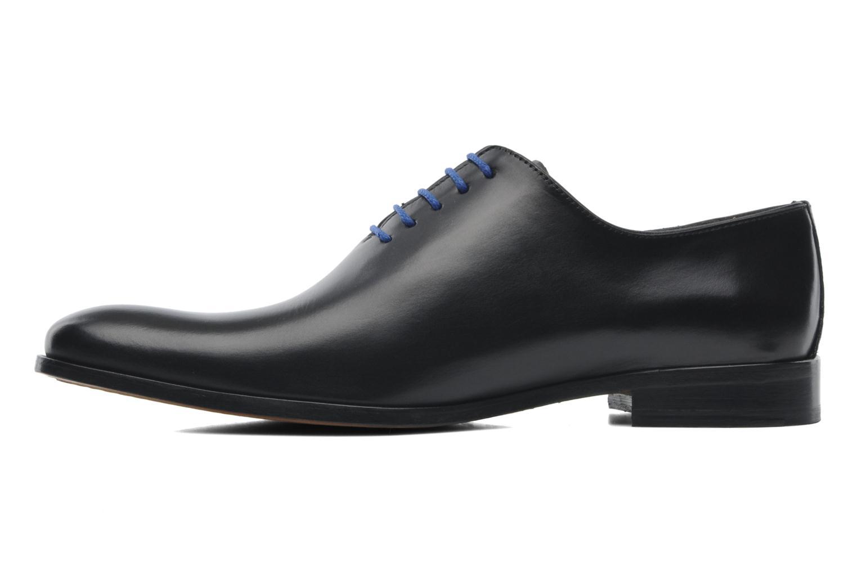Zapatos con cordones Brett & Sons Côme Negro vista de frente