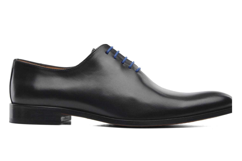 Zapatos con cordones Brett & Sons Côme Negro vistra trasera
