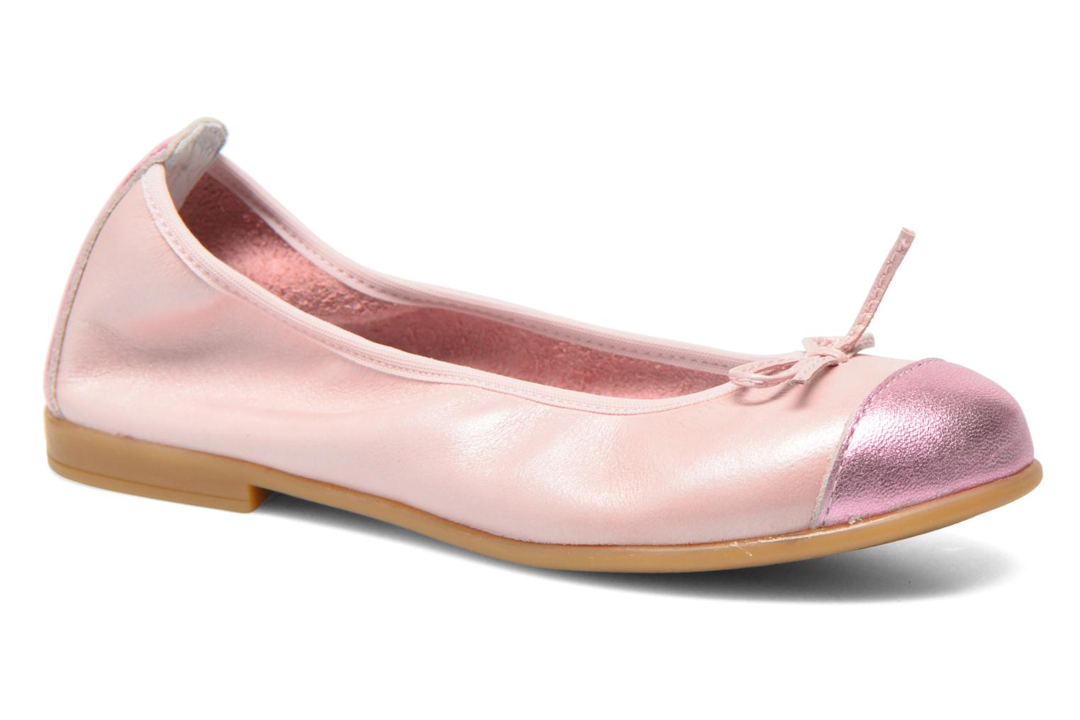 Ballet pumps Bopy SOLFEGE Pink detailed view/ Pair view