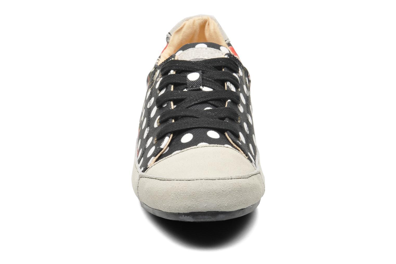 Baskets Desigual Castilla New Multicolore vue portées chaussures