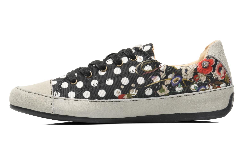 Sneaker Desigual Castilla New mehrfarbig ansicht von vorne