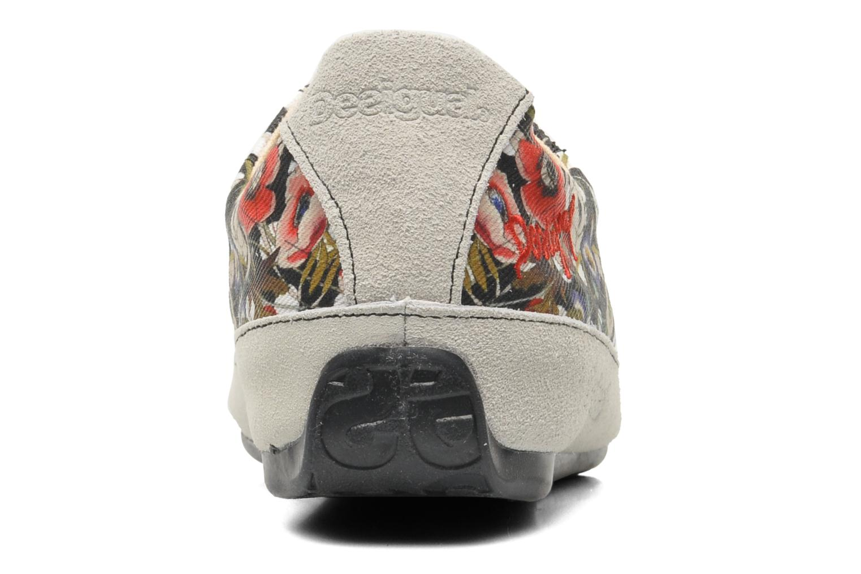 Sneakers Desigual Castilla New Multicolor rechts