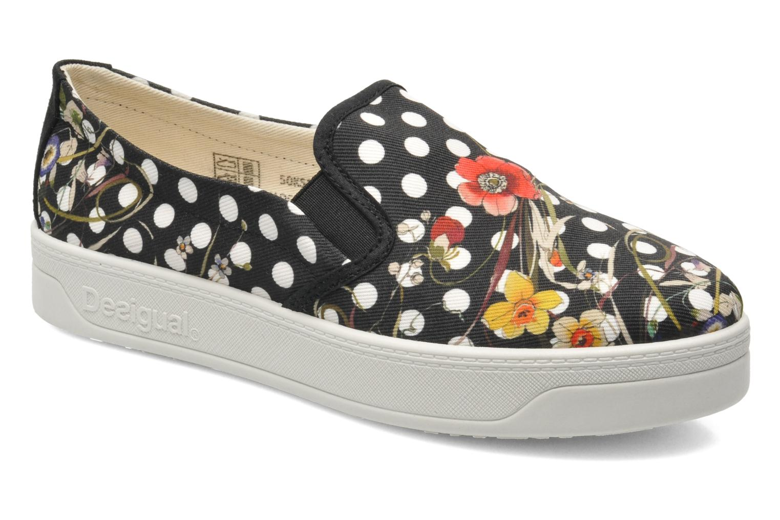 Trainers Desigual Camilla Multicolor detailed view/ Pair view