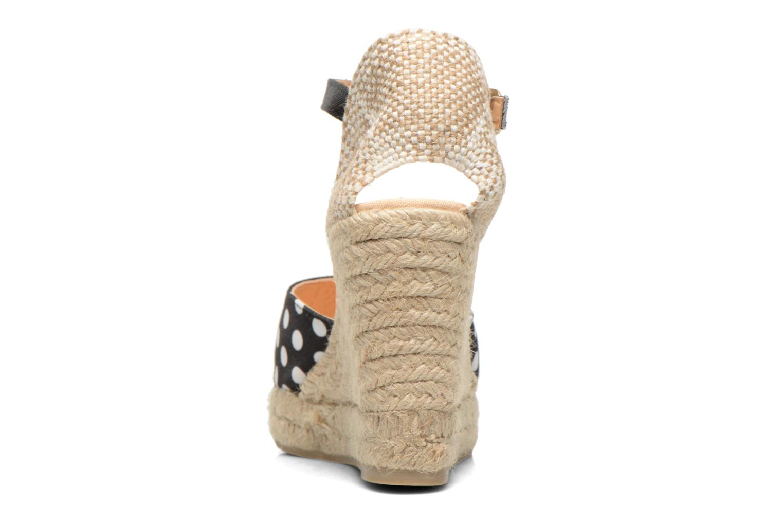 Sandals Desigual Silla Multicolor view from the right