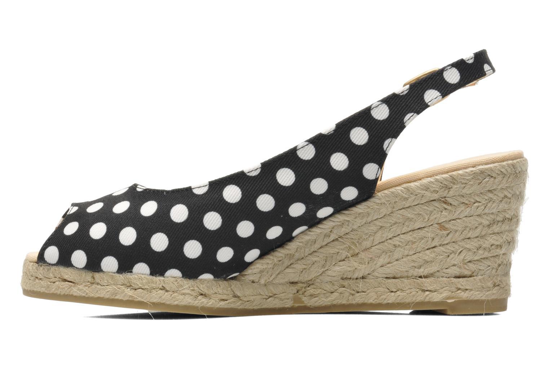 Sandali e scarpe aperte Desigual Lila Multicolore immagine frontale