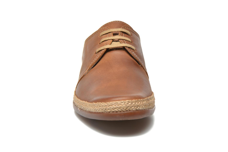 Chaussures à lacets Fluchos Trulli 7868 Marron vue portées chaussures