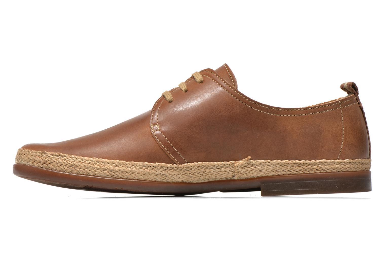 Chaussures à lacets Fluchos Trulli 7868 Marron vue face