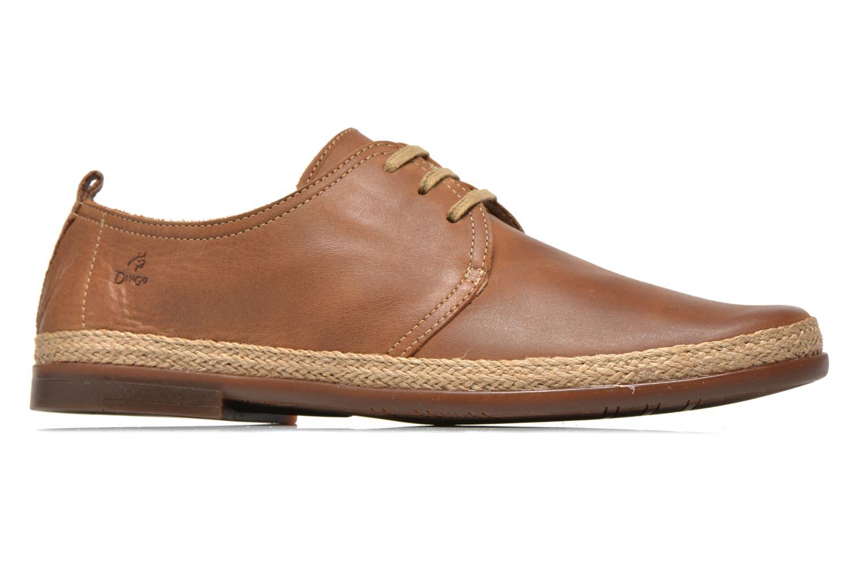 Chaussures à lacets Fluchos Trulli 7868 Marron vue derrière