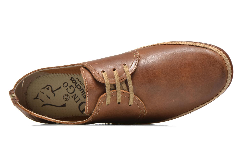 Chaussures à lacets Fluchos Trulli 7868 Marron vue gauche