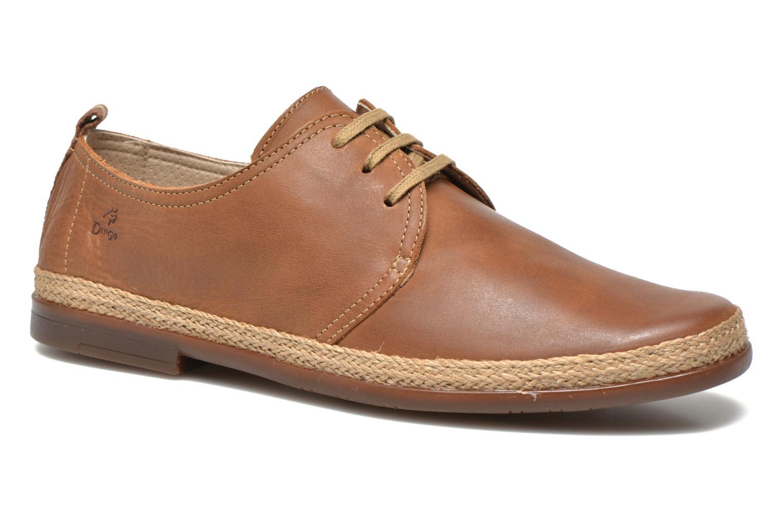 Chaussures à lacets Fluchos Trulli 7868 Marron vue détail/paire