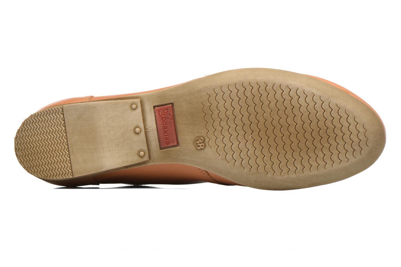 Zapatos con cordones Dorking Candy 5058 Marrón vista de arriba
