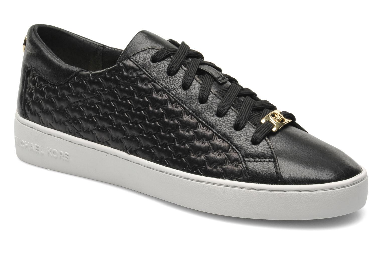 Baskets Michael Michael Kors Colby Sneaker Noir vue détail/paire