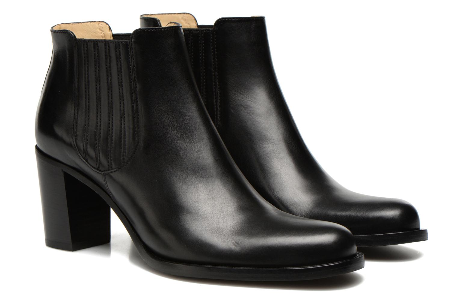 Ankle boots Free Lance Legend 7 Boot Elast Black 3/4 view