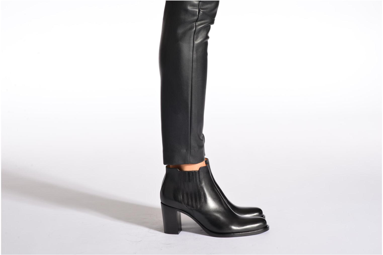 Ankle boots Free Lance Legend 7 Boot Elast Black view from underneath / model view