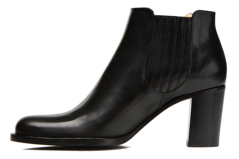 Legend 7 boot elast Veau Noir