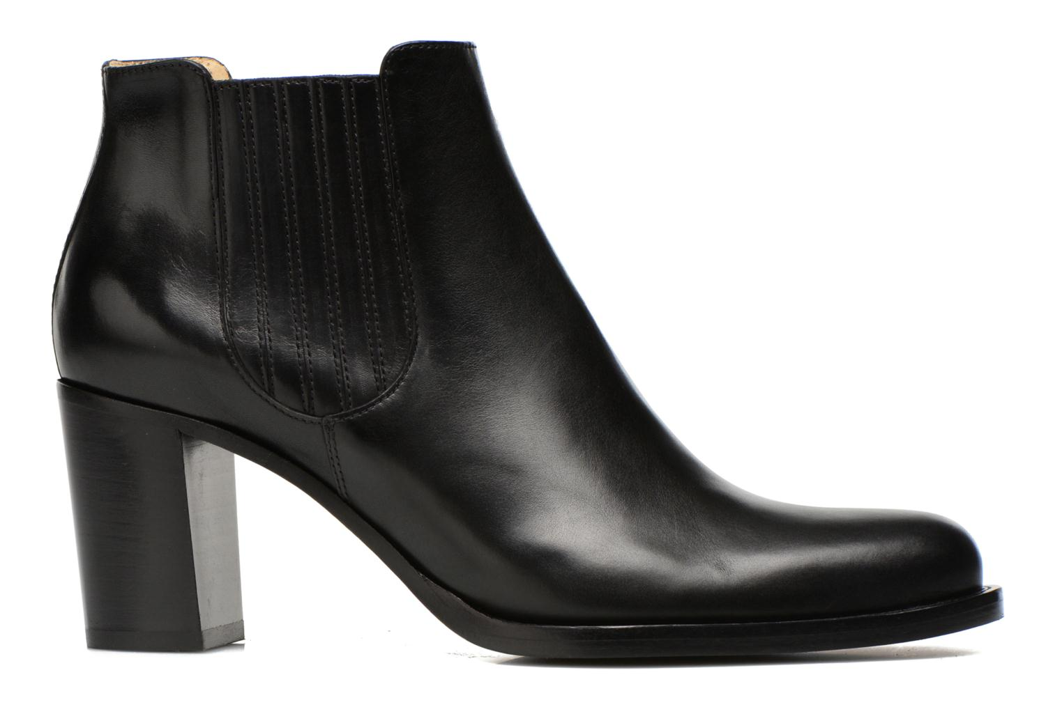 Ankle boots Free Lance Legend 7 Boot Elast Black back view