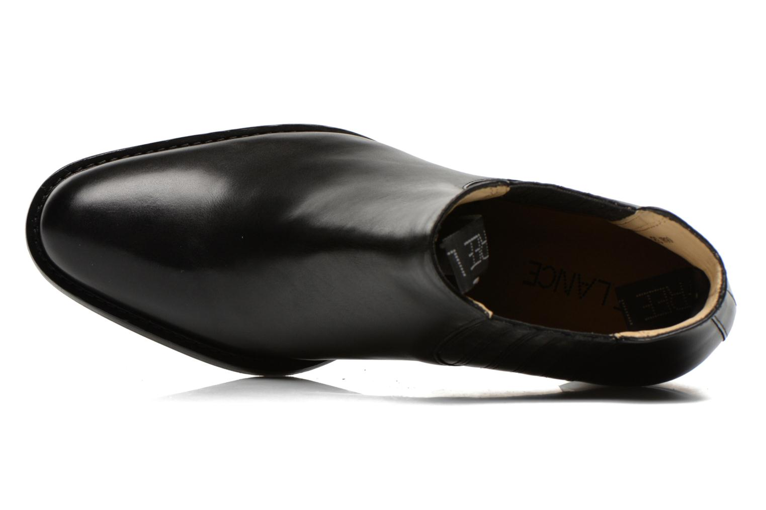 Legend 7 boot elast Veau Noir
