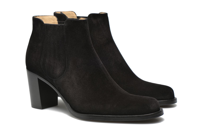 Bottines et boots Free Lance Legend 7 Boot Elast Noir vue portées chaussures