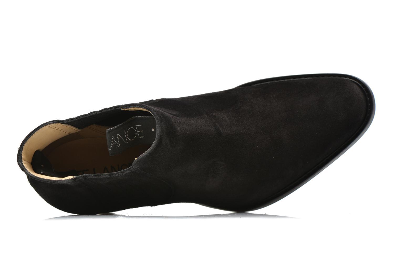 Bottines et boots Free Lance Legend 7 Boot Elast Noir vue haut