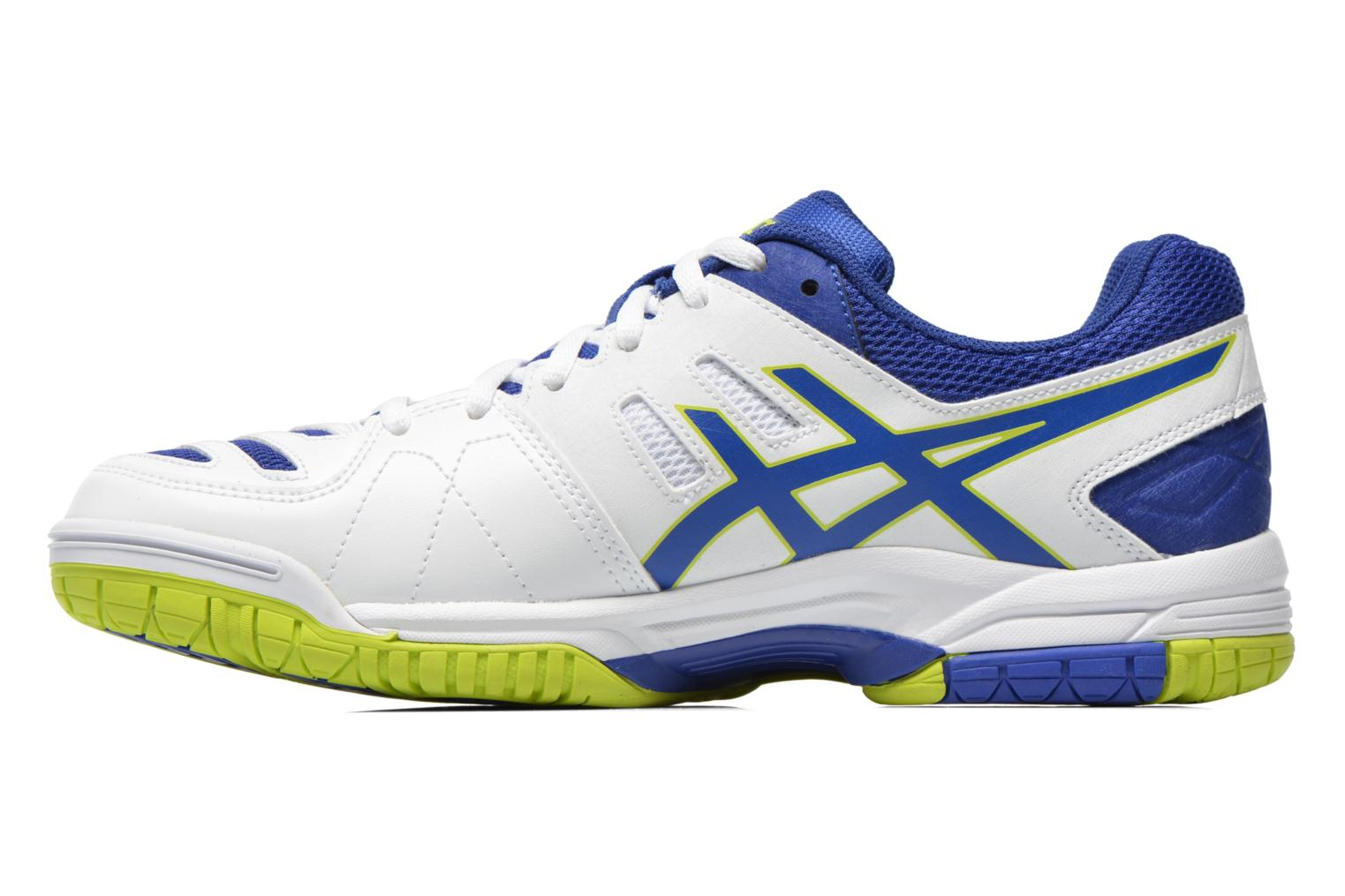 Sport shoes Asics Gel-Dedicate 4 White front view