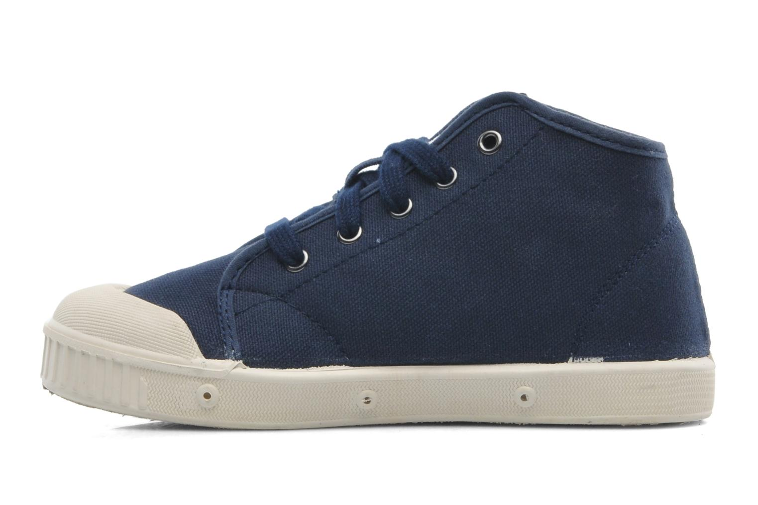 Sneakers Spring Court BE1 Classic Blauw voorkant