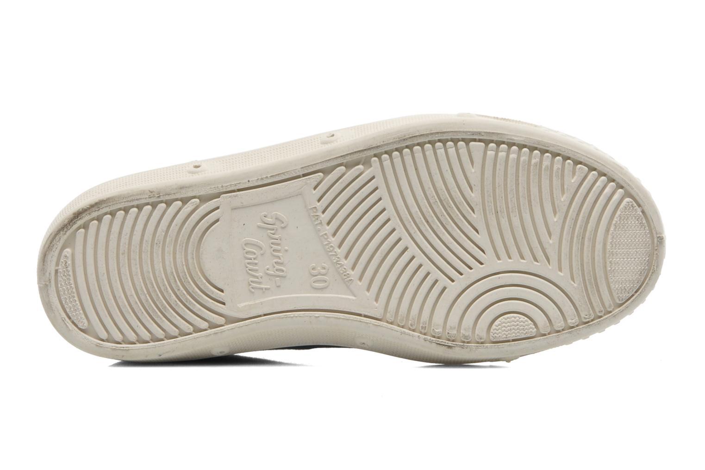Sneakers Spring Court BE1 Classic Azzurro immagine dall'alto