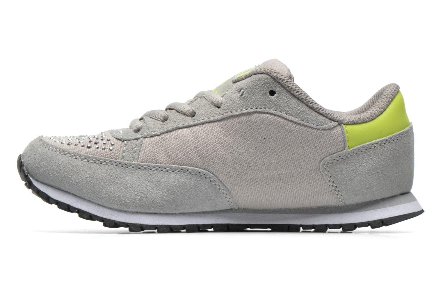 Sneakers US Marshall Dicky kids Grigio immagine frontale