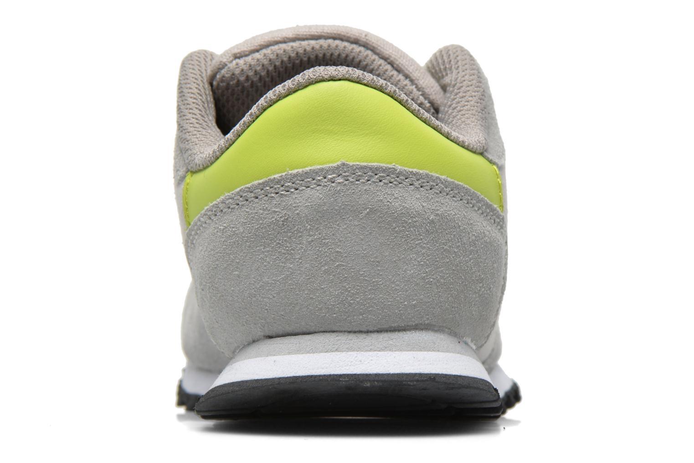 Sneakers US Marshall Dicky kids Grijs rechts