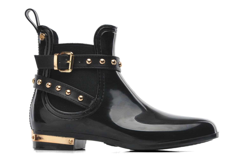 Bottines et boots Be Only Telia Noir vue derrière
