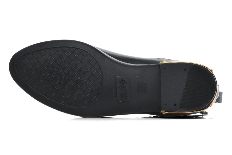 Bottines et boots Be Only Telia Noir vue haut
