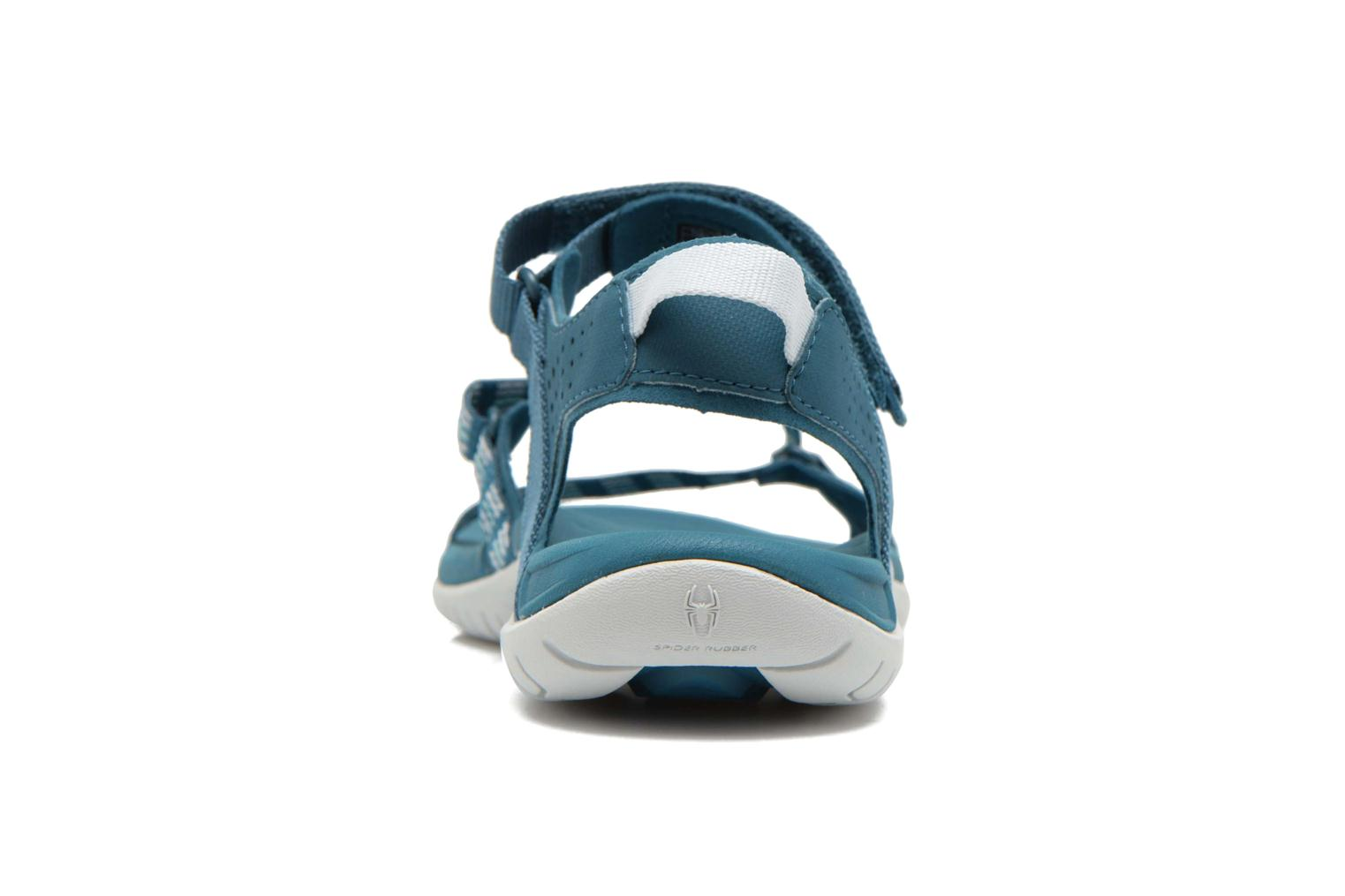 Sport shoes Teva Verra W Blue view from the right