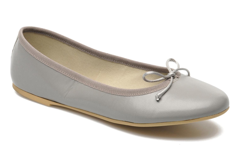 Ballerinas Sweet Lemon L.18.RABLA grau detaillierte ansicht/modell