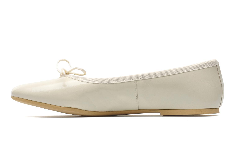 Ballerinas Sweet Lemon L.18.RABLA beige ansicht von vorne