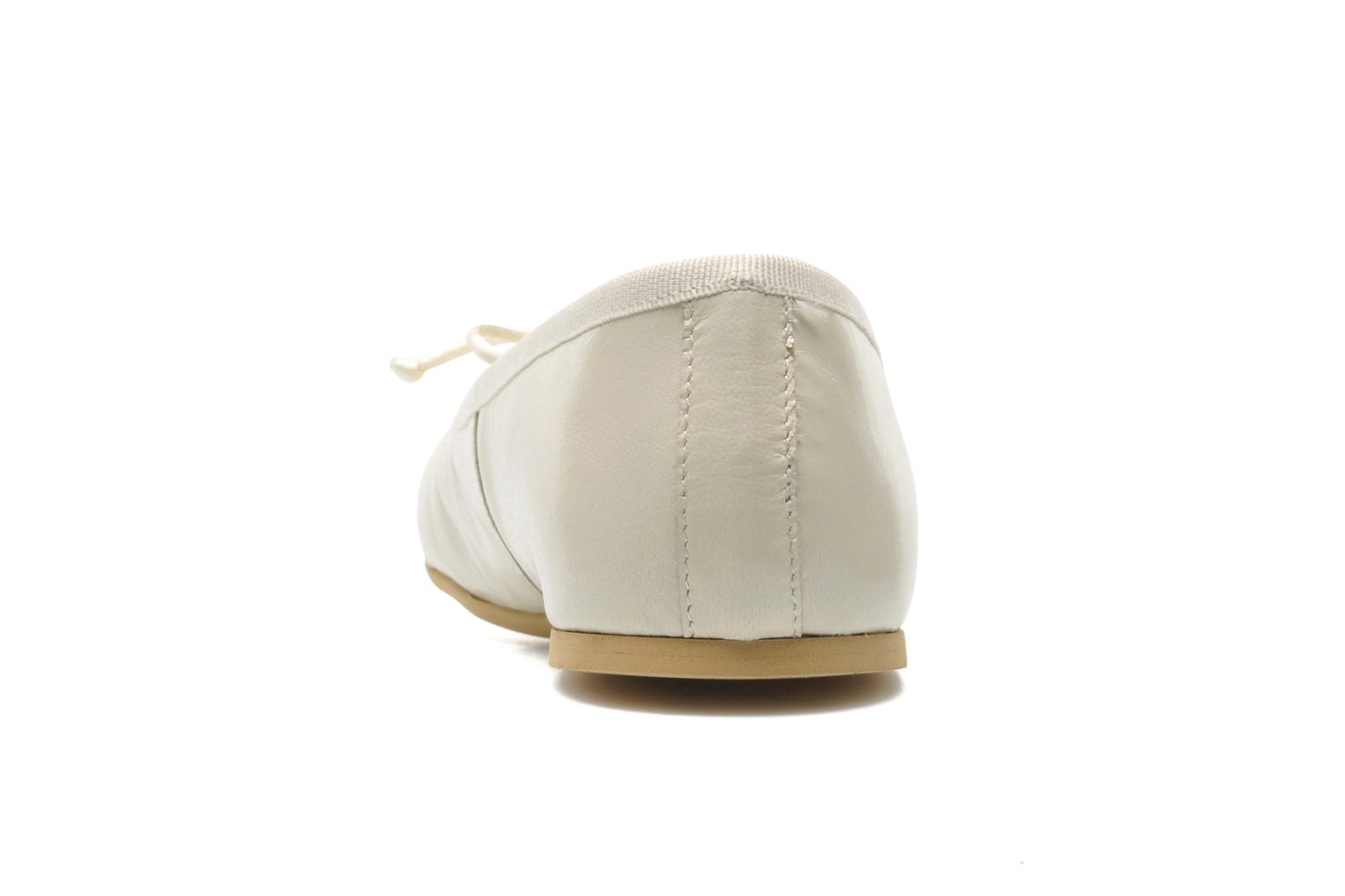 Ballet pumps Sweet Lemon L.18.RABLA Beige view from the right