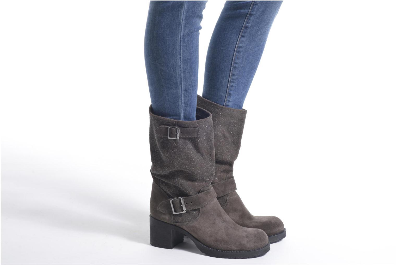 Stiefeletten & Boots Sweet Lemon L.5.ECONO grau ansicht von unten / tasche getragen
