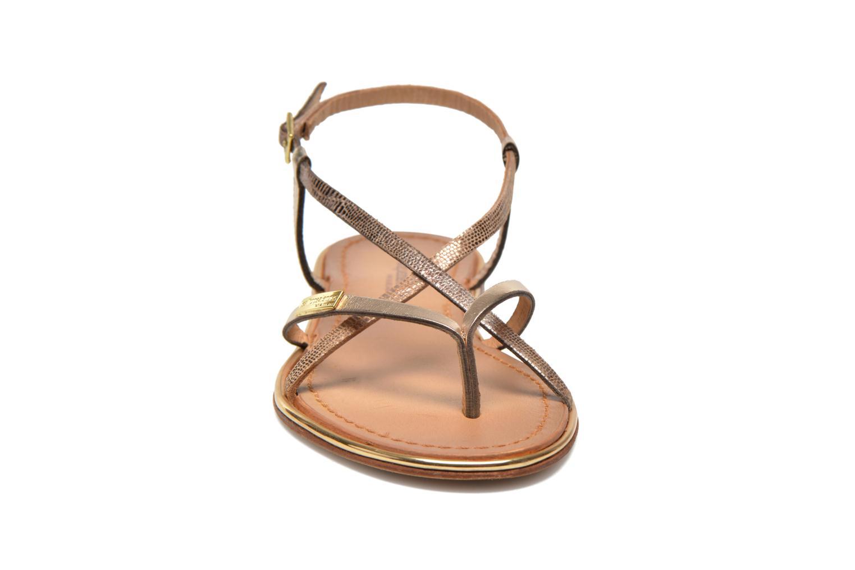 Sandales et nu-pieds Les Tropéziennes par M Belarbi Monaco Multicolore vue portées chaussures