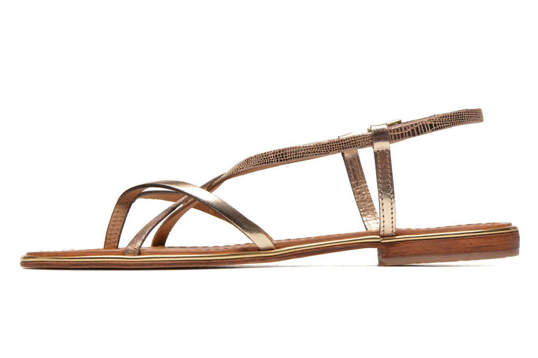 Sandales et nu-pieds Les Tropéziennes par M Belarbi Monaco Multicolore vue face