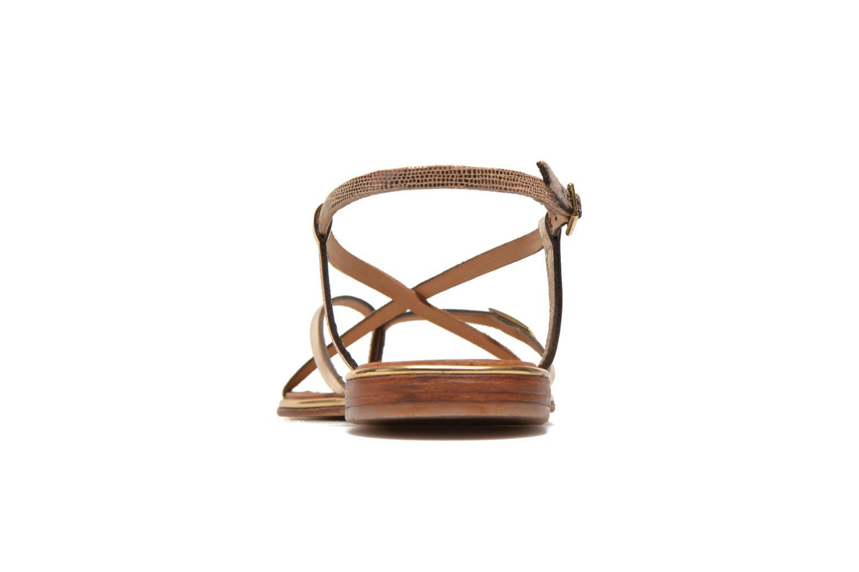 Sandali e scarpe aperte Les Tropéziennes par M Belarbi Monaco Multicolore immagine destra